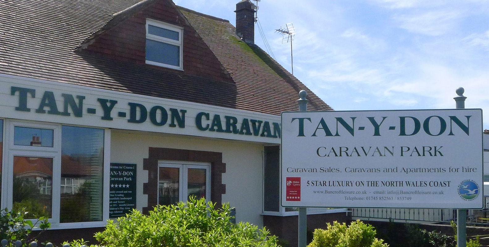 Static Caravan Sales Holiday Parks Prestatyn Rhyl New Caravan ...